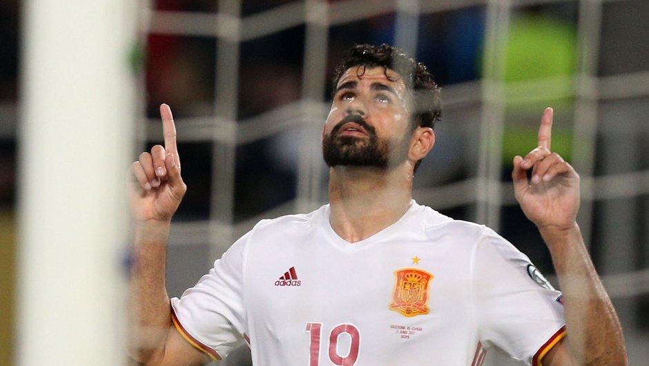 """""""Diego Costa oluyordu ancak şu anda olumsuza döndü"""""""