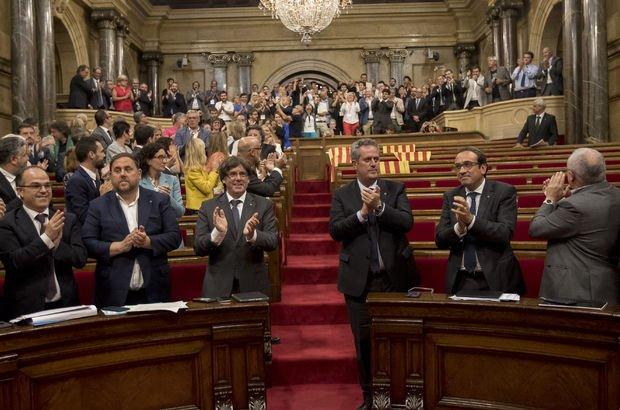 İspanyol yargısından Katalonya referandumu için flaş karar!