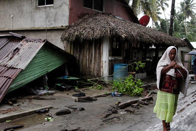 Kasırga, en yıkıcı kategori olan 5. kategoriye yükseldi.