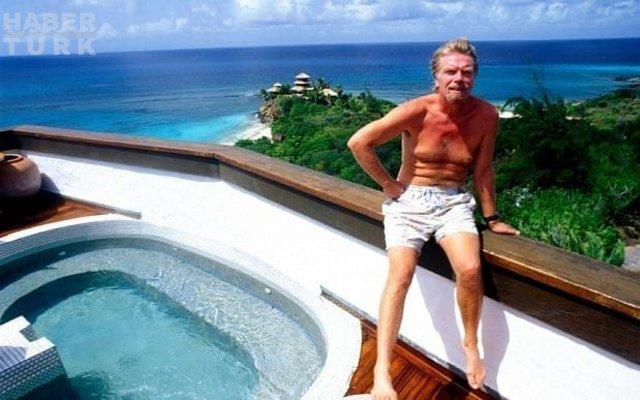Necker Island: Richard Branson'un özel adası Irma kasırgasına dayanamadı