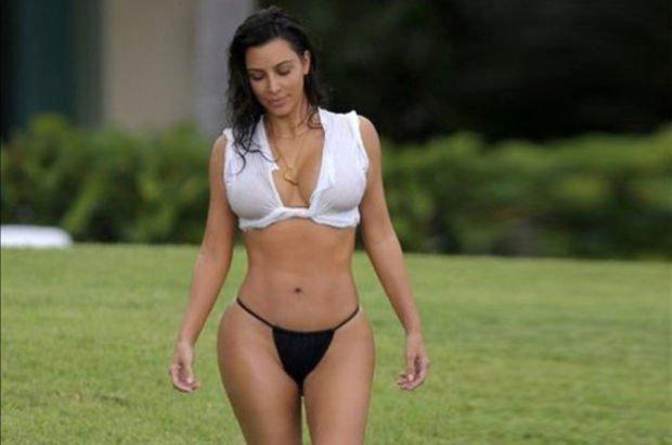 Kim Kardashian'ın büyük heyecanı