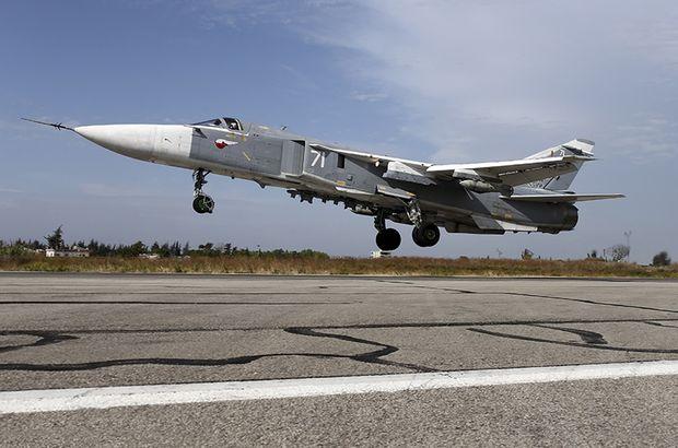 Rus uçakları, 2015'te Paris'i kana bulayan teröristi öldürdü!