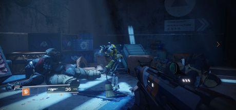 Destiny 2'den ilk görüntüler