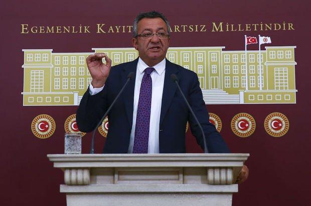 CHP'li Altay'dan Danıştay Başkanı Güngör'e tepki