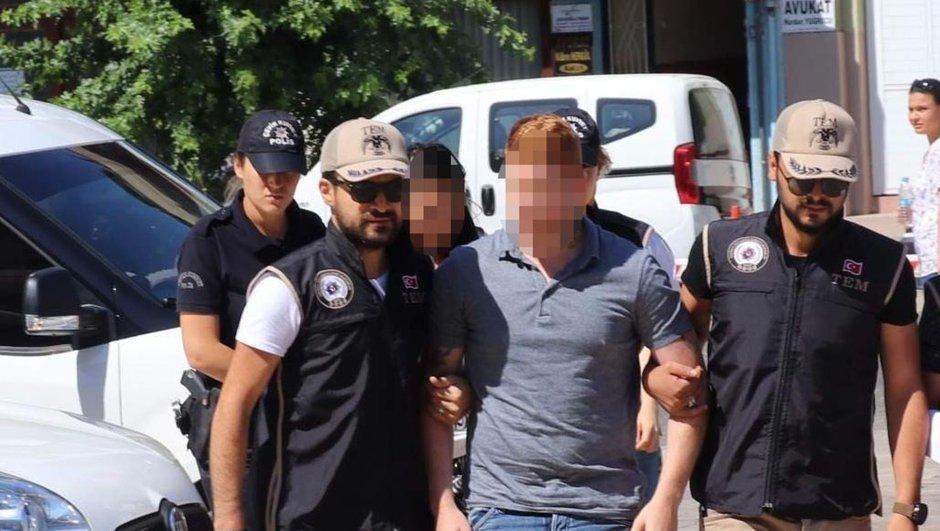 PKK, Joseph Robinson, PYD, Aydın