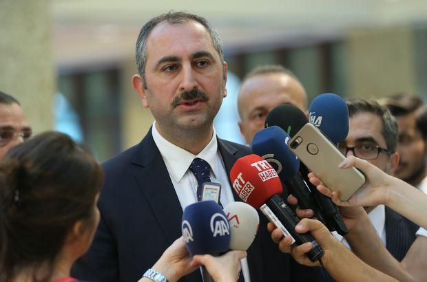 Adalet Bakanı Gül'den ABD'ye tepki: Hukuk açısından skandal