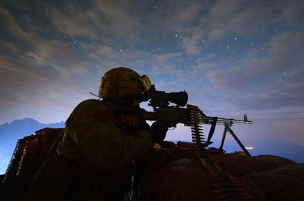 Bingöl'den acı haber: 1 asker şehit, 1 asker yaralı