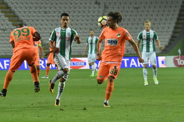 Atiker Konyaspor: 0 - Alanyaspor: 2
