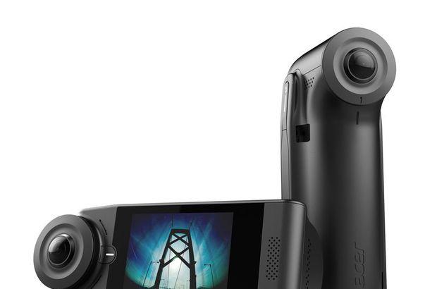 Acer 360 derece 4k kamera