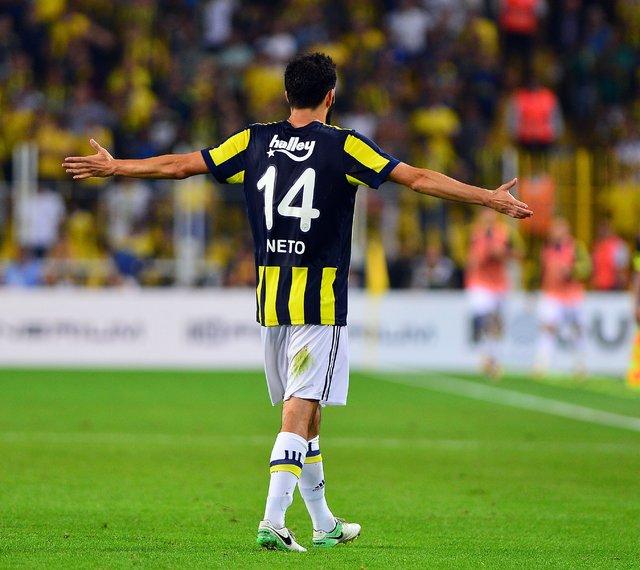 Neto ve Janssen, Başakşehir maçında nasıldı?