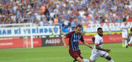 Trabzonspor: 3 - Gençlerbirliği: 1 | MAÇ SONUCU