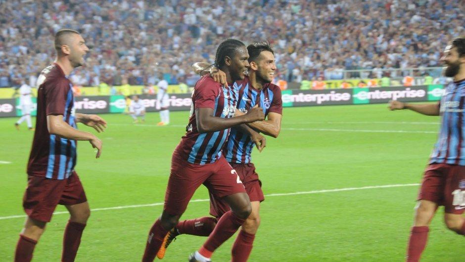 Trabzonspor-Gençlerbirliği