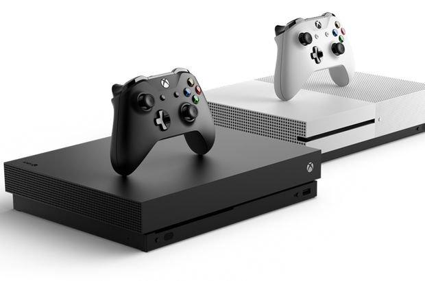 Microsoft Xbox One calves mouse desteği