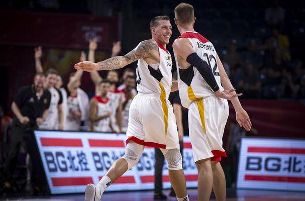 Basketbol Şampiyonası çeyrek final maç programı