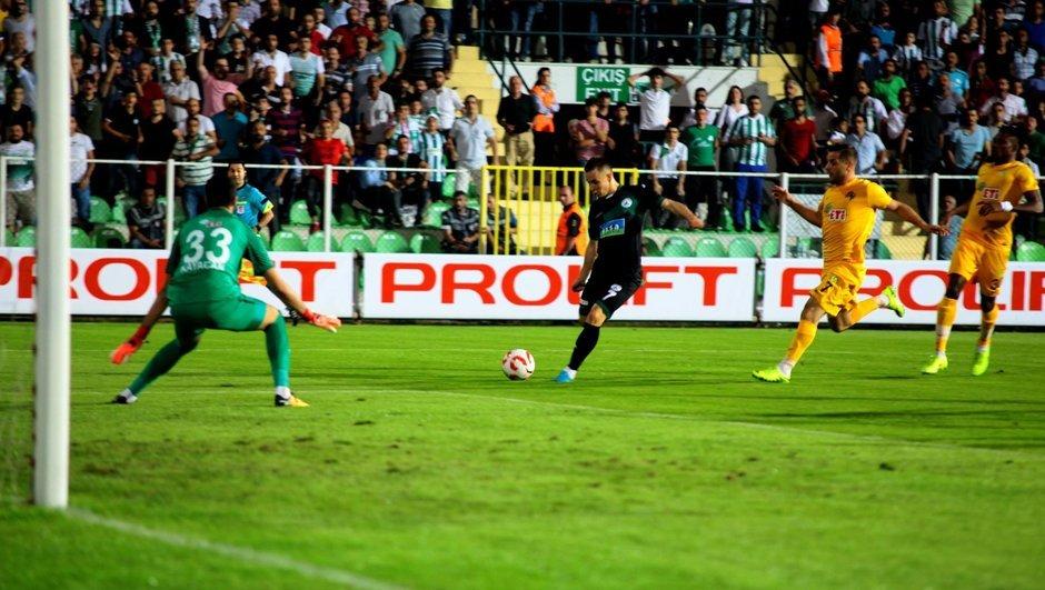 Giresunspor-Eskişehirspor