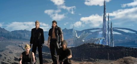 İşte karşınızda 60FPS 4K çözünürlüklü Final Fantasy 15