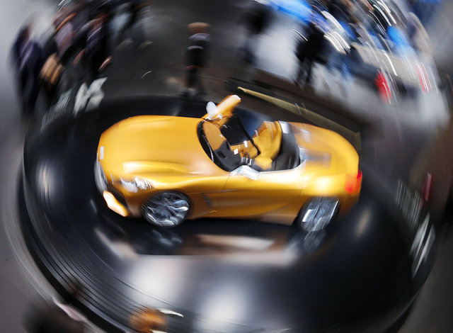 Uluslararası Frankfurt Otomobil Fuarı kapılarını açtı