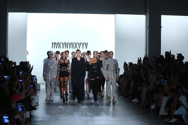 Hakan Akkaya New York Moda Haftası'nda!
