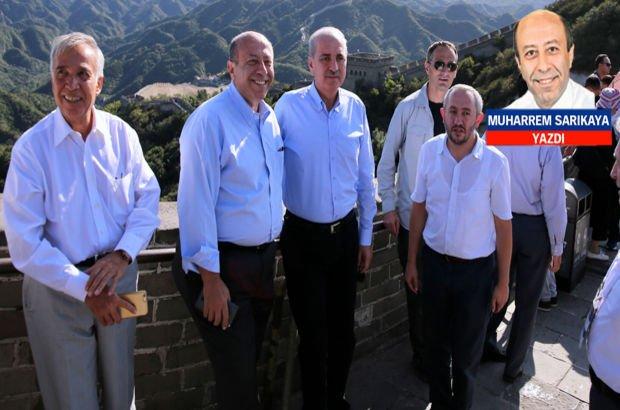 Kültür ve Turizm Bakanlığı Numan Kurtulmuş Birleşmiş Milletler Çin