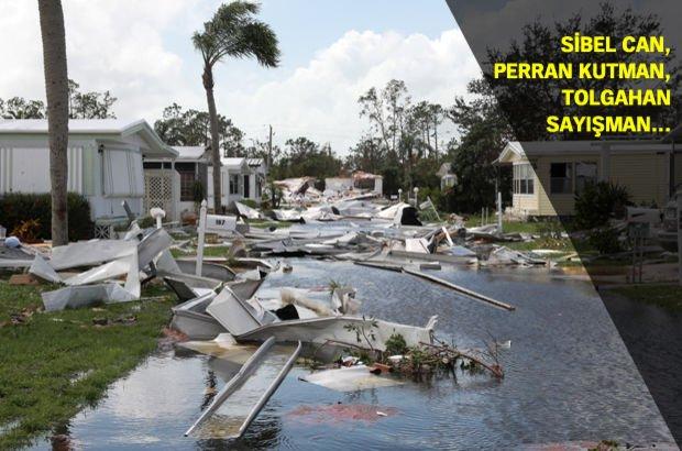 Irma mağduru 30 bin Türk!