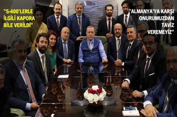 Erdoğan'dan iddiaya yanıt: Esad'la görüşmedim, niyetim de yok