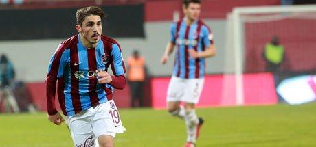 Trabzonspor'un genç yıldızı konuştu...