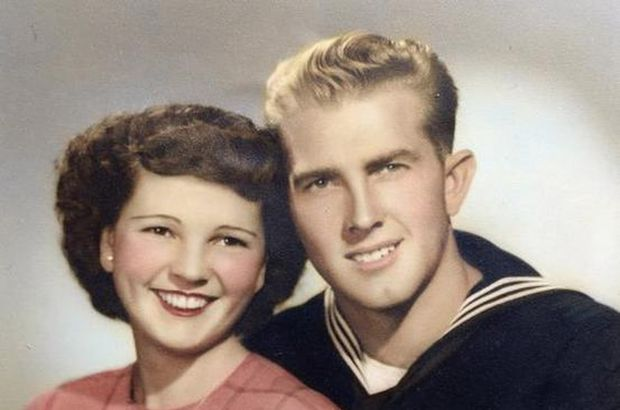 67 yıllık evlilik peş peşe son buldu