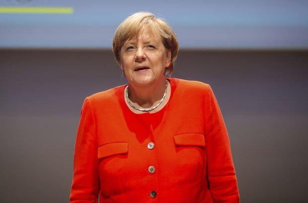 Merkel Türkiye