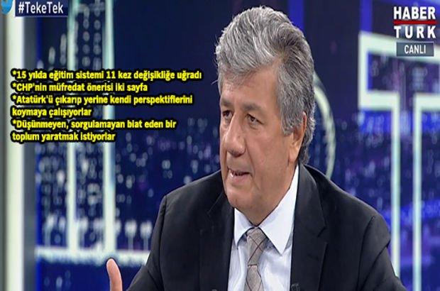 Mustafa Balbay Fatih Altaylı Teke Tek