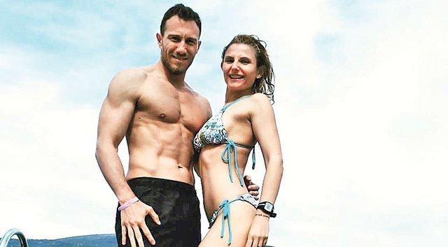 Burcu Başoğlu'nun eşi Selçuk Kabadayı: Teknedeki kadın karım