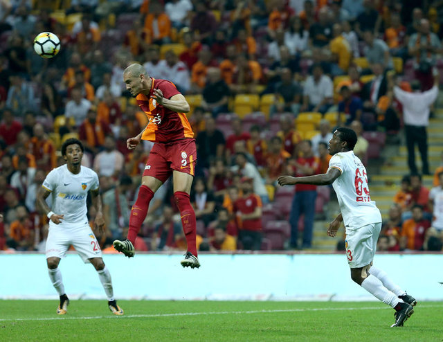 FIFA 18'de Süper Lig oyuncularının güçleri (ratingleri)