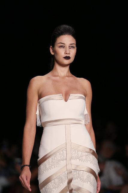 Mercedes-Benz Fashion Week İstanbul'dan kareler