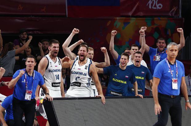 Slovenya: 103 - Letonya: 97