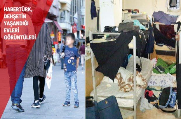 İstanbul Halkalı Kanarya dilenci çocuklar Suriye