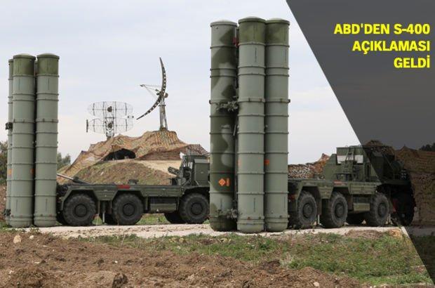 ABD Türkiye Heather Nauert Rusya S-400 füze savunma sistemi