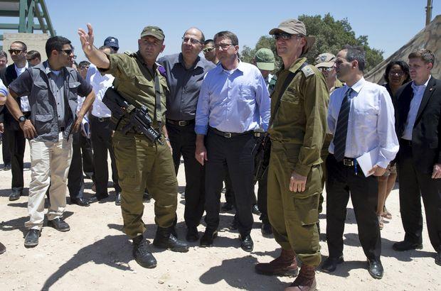 İsrailli komutandan küstahça sözler: PKK terör örgütü değil!