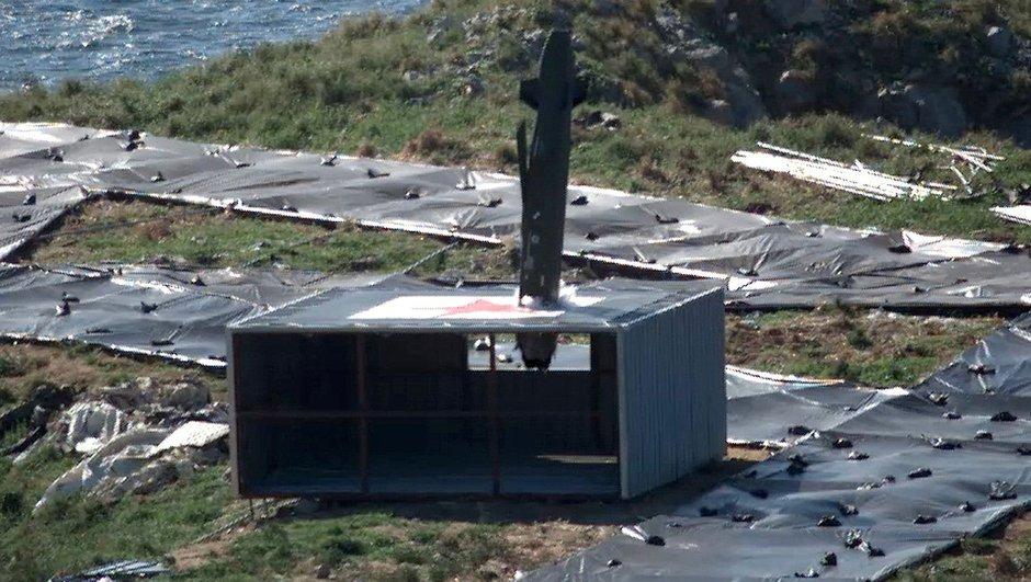 Güney Kore, savaş uçağından füze fırlattı
