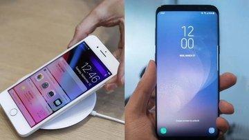 iPhone 8 Plus, Galaxy S8 Plus'a karşı