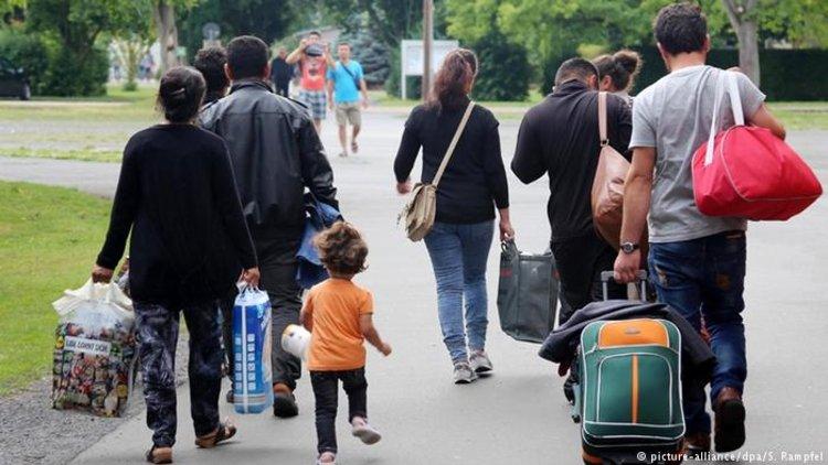 Türk vatandaşlarının iltica taleplerini değerlendiren Almanya, 8 bin 547 başvurunun 5 bin 40'ını reddetti