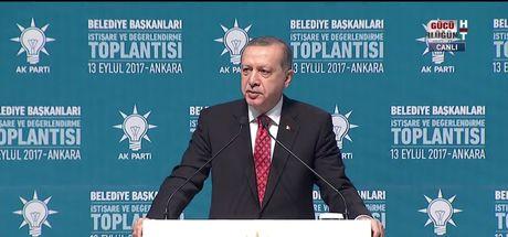 Erdoğan: Hedef Mart 2019 değil, Kasım 2019