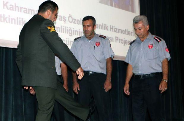 Jandarmadan özel güvenlikçilere: Bombacı Mülayim gibi davranmayın