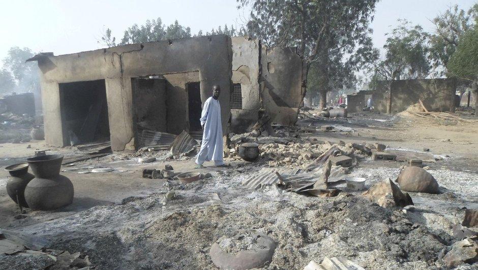 Boko Haram'dan camiye saldırı: 4 sivil yaşamını yitirdi