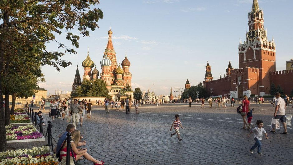 Moskova'da bomba paniği! 10 bin kişi tahliye edildi