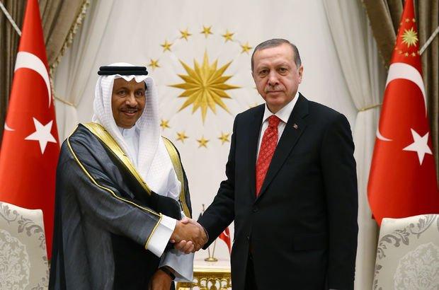 Recep Tayyip Erdoğan Jaber Al Mubarej Al Hamad Al Sabah