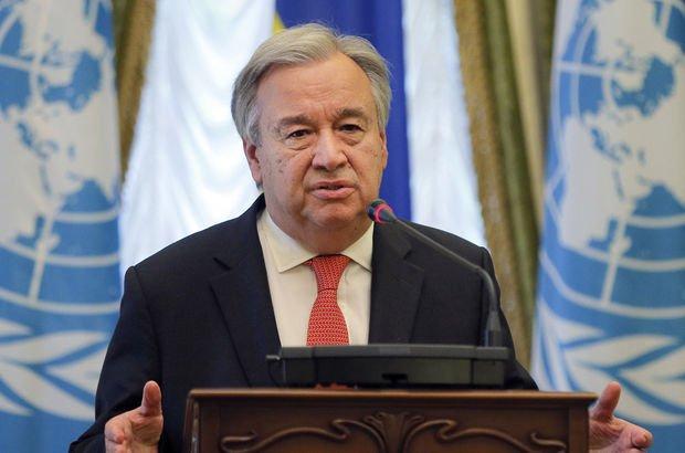 BM, BM Genel Sekteteri, Antonio Guterres, Arakan