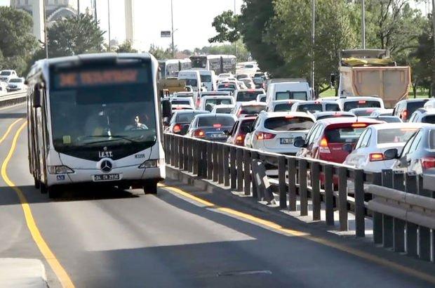 İstanbul toplu taşıma