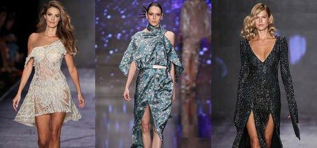 Mercedes-Benz Fashion Week İstanbul kapılarını açtı