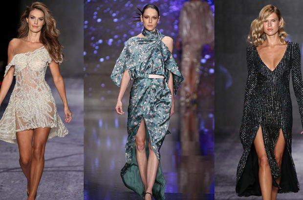 Ünlü modacılar Mercedes-Benz Fashion Week İstanbul'da!