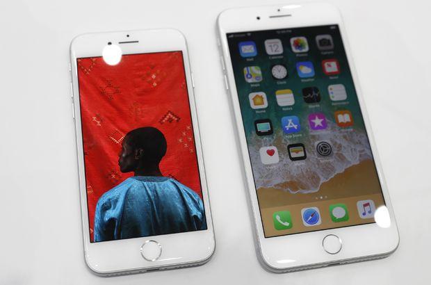 Apple iPhone 8, iPhone X
