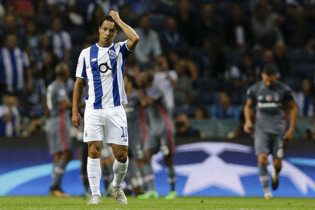 Beşiktaş'ın Porto'yu 3-1 mağlup ettiği maçta birçok 'en' yaşandı!
